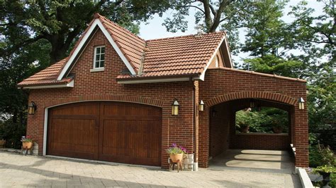 Garage Plans Brick