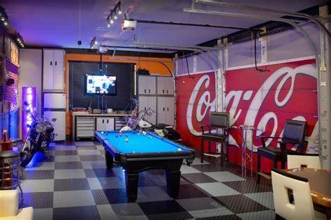 Garage Plans Game Room