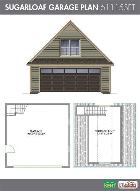 Garage Plans Kent