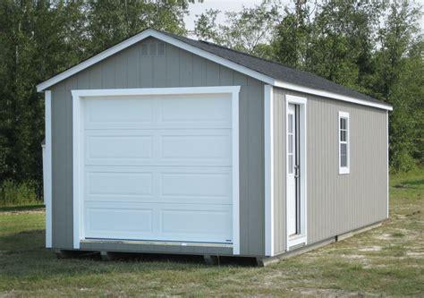 Garage Storage Buildings