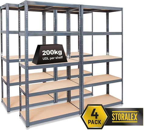 Garage Storage Shelves Amazon