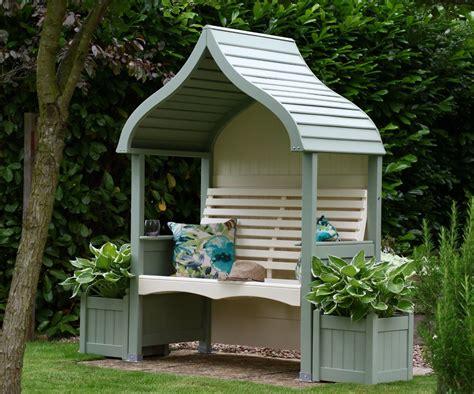 Garden Arbor Seat