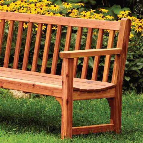 Garden Bench Designs