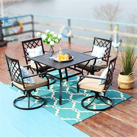 Garden Chair Table Set