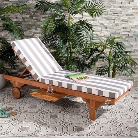 Garden Chaise Lounge