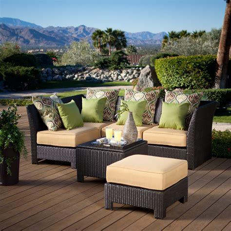 Garden Furniture For Small Patios