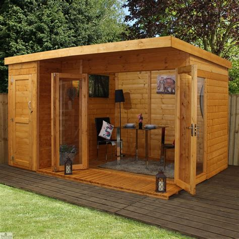 Garden House Shed