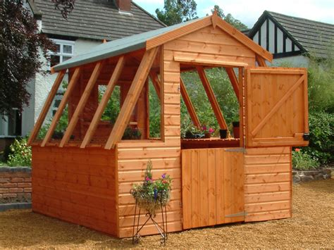 Garden Potting Shed Plans