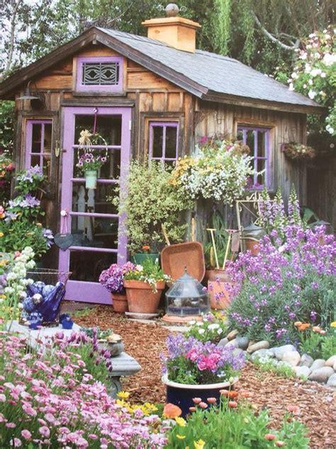 Garden Shed Pinterest