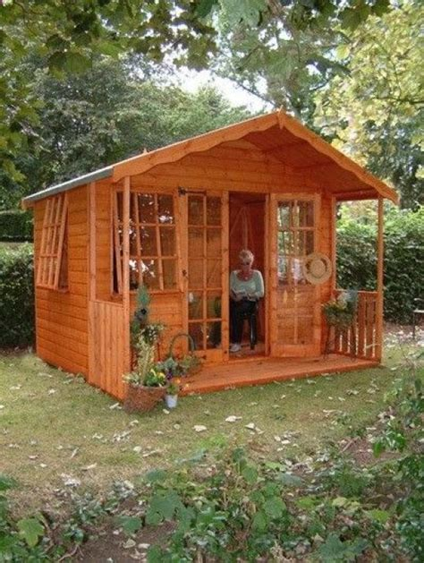Garden Shed Plans 10x12