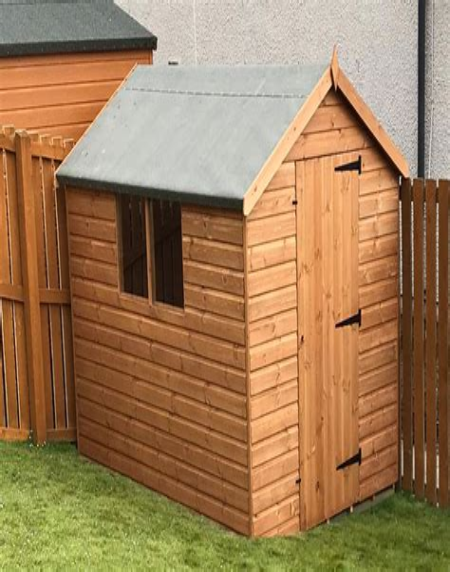 Garden Shed Regulations