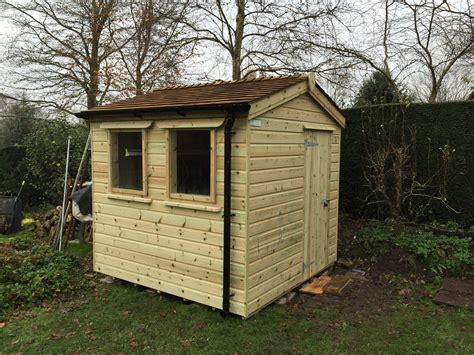 Garden Shed Roofing Materials