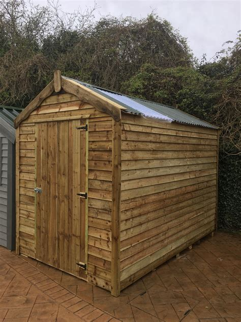 Garden Shed Timber