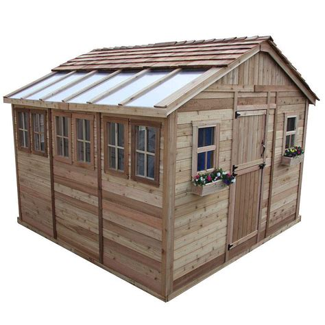 Garden Sheds At Home Depot