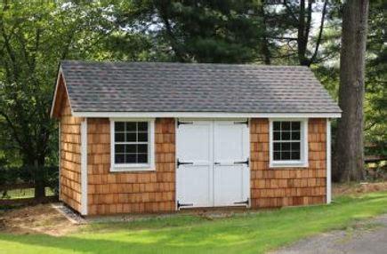 Garden Sheds Cheshire Ma