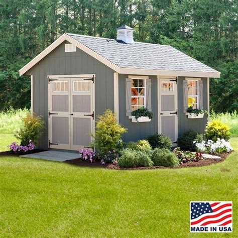Garden Sheds Design Kit