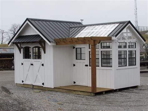Garden Sheds For Sale In Michigan