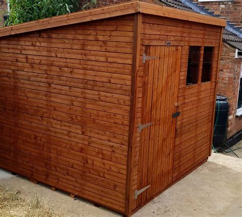 Garden Sheds Free Delivery
