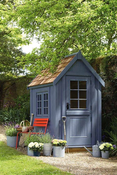 Garden Sheds Ideas