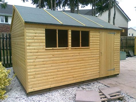 Garden Sheds In Ayrshire