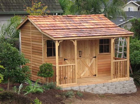 Garden Sheds Kits For Sale