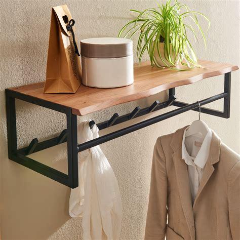 Garderobe Wand