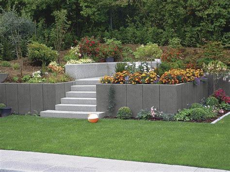 Garten Anlegen Mit L-steinen