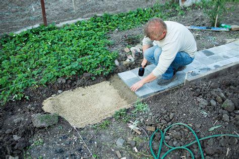 Garten Anlegen Verdichten