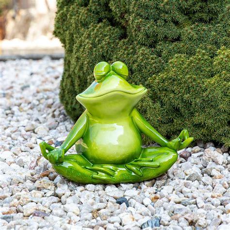 Garten Deko Frosch