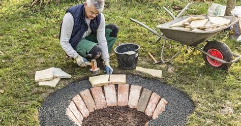 Garten Feuerstelle Selber Bauen
