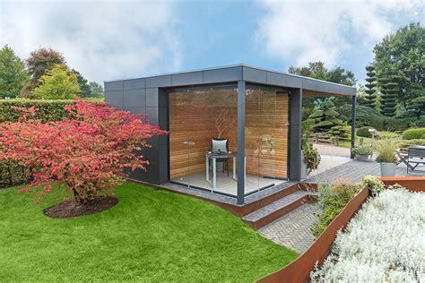Garten Gestalten Mit Gartenhaus