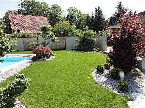 Garten Gestalten Wenig Arbeit