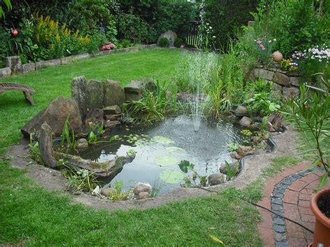 Garten Ideen Teich