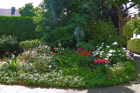 Garten Pflanzen Im Juli