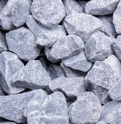 Garten Steine Grau