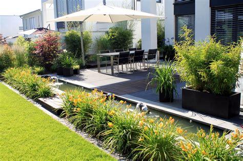 Garten Terrasse Modern