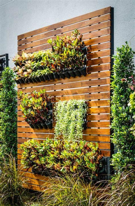 Garten Wand