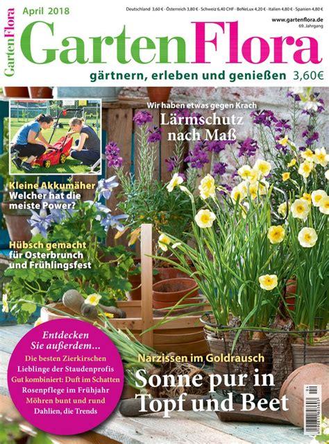 Garten Zeitschrift Gartenflora