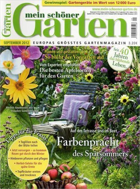 Garten Zeitschriften