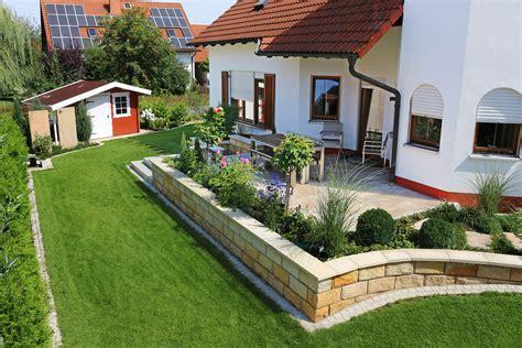 Gartenanlagen Gestalten