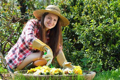 Gartenarbeit Gesund