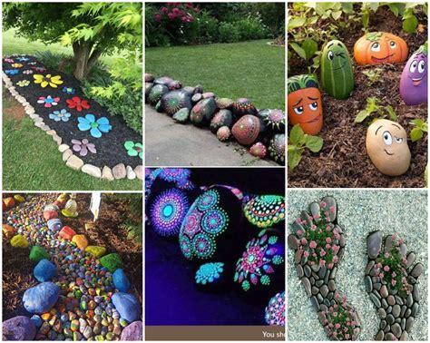 Gartendeko Mit Steinen