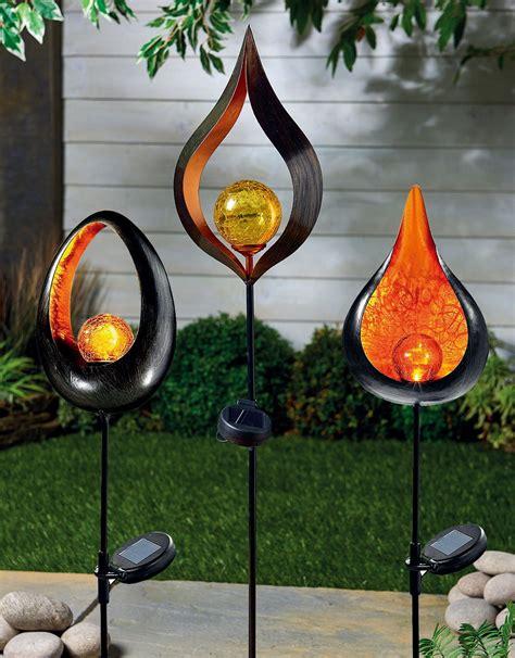 Gartendeko Stecker