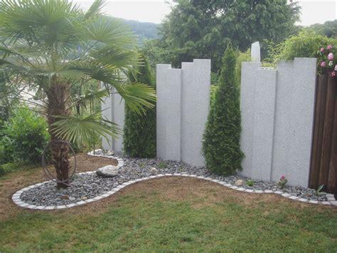 Gartengestaltung Bilder Sichtschutz