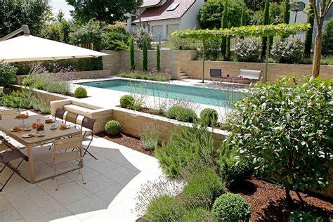 Gartengestaltung Mediterran