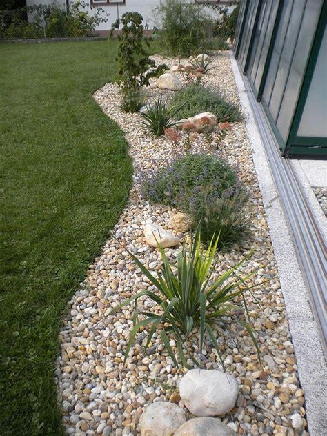 Gartengestaltung Mit Steinen Pinterest