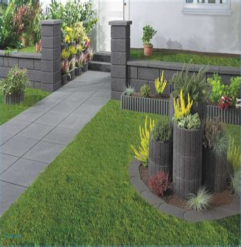 Gartengestaltung Mit Steinen Und Holz