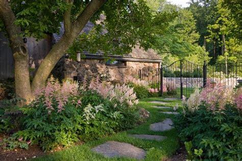 Gartengestaltung Unter Bäumen
