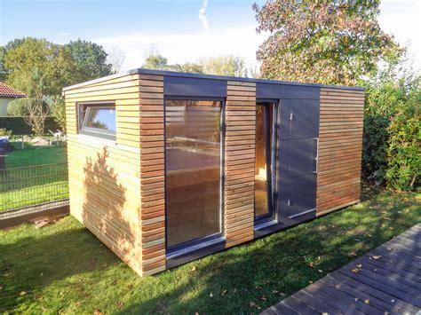 Gartenhütte Modern