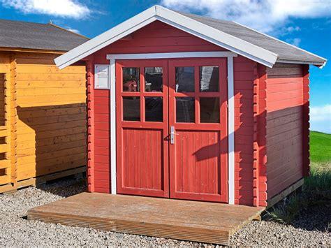 Gartenhaus Angebot